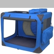 "Pet Gear Generation II Deluxe Portable Soft Crate 36"" - Blue Sky"