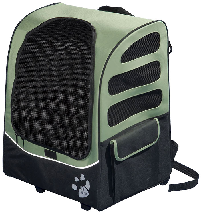 Pet Gear I-GO Plus Traveler - Sage