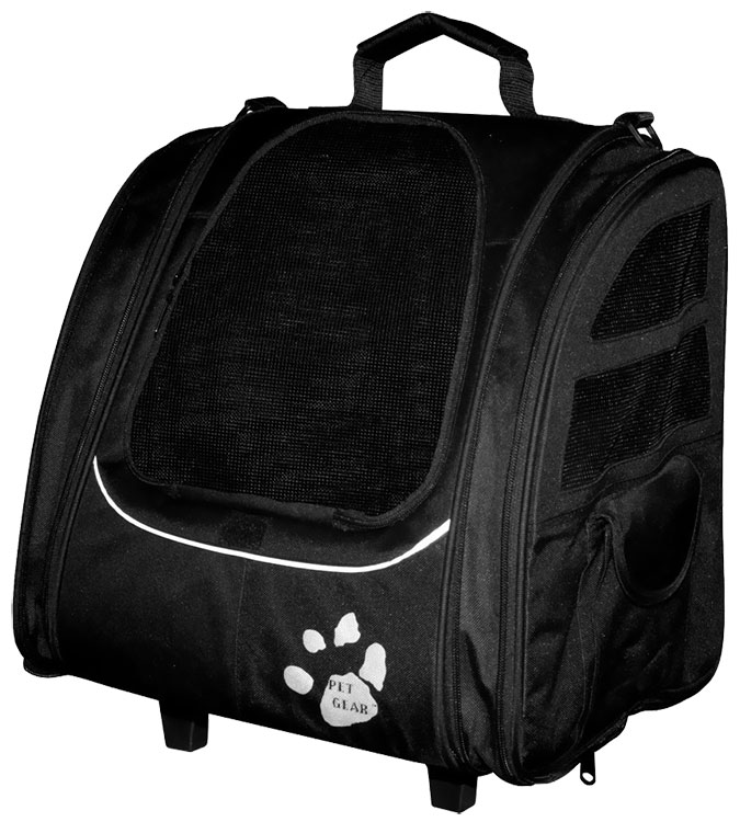 Pet Gear I-GO2 Traveler - Black