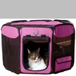"Pet Gear Octagon Pet Pen With Removable Top 29"" - Pink"