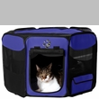 "Pet Gear Octagon Pet Pen With Removable Top 36"" - Lavender"
