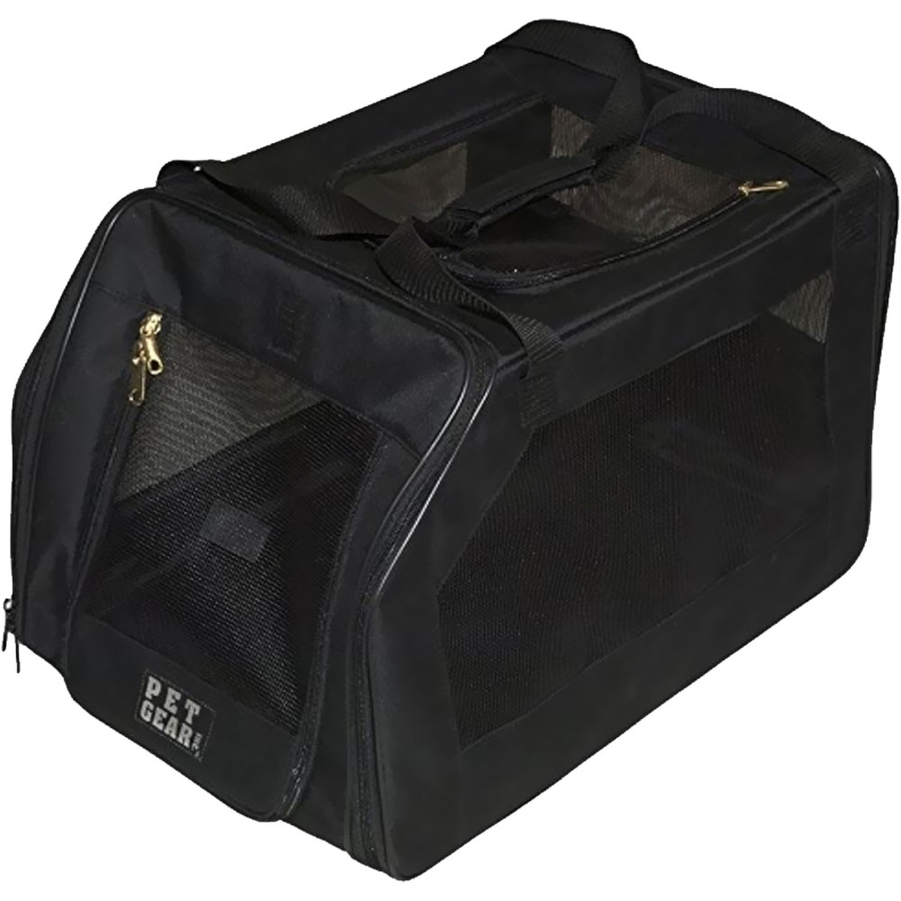 Pet Gear Pet Car Seat/Carrier - Black