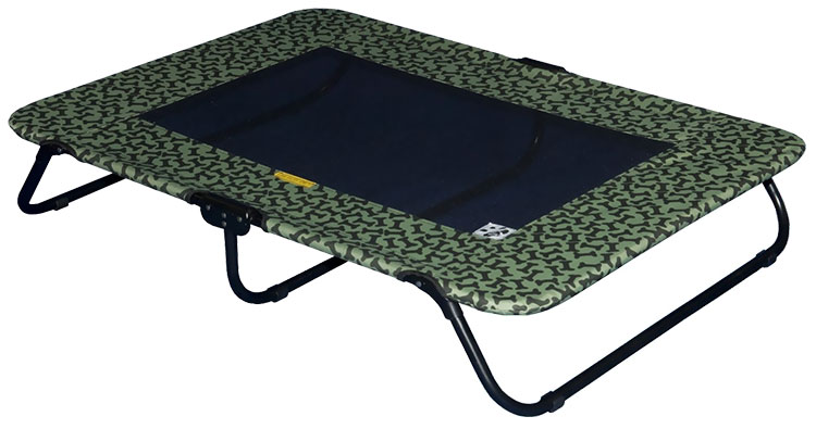 "Pet Gear Pet Cot 50"" - Sage Bone"