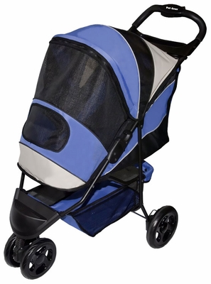 Pet Gear Sportster Pet Stroller - Lilac