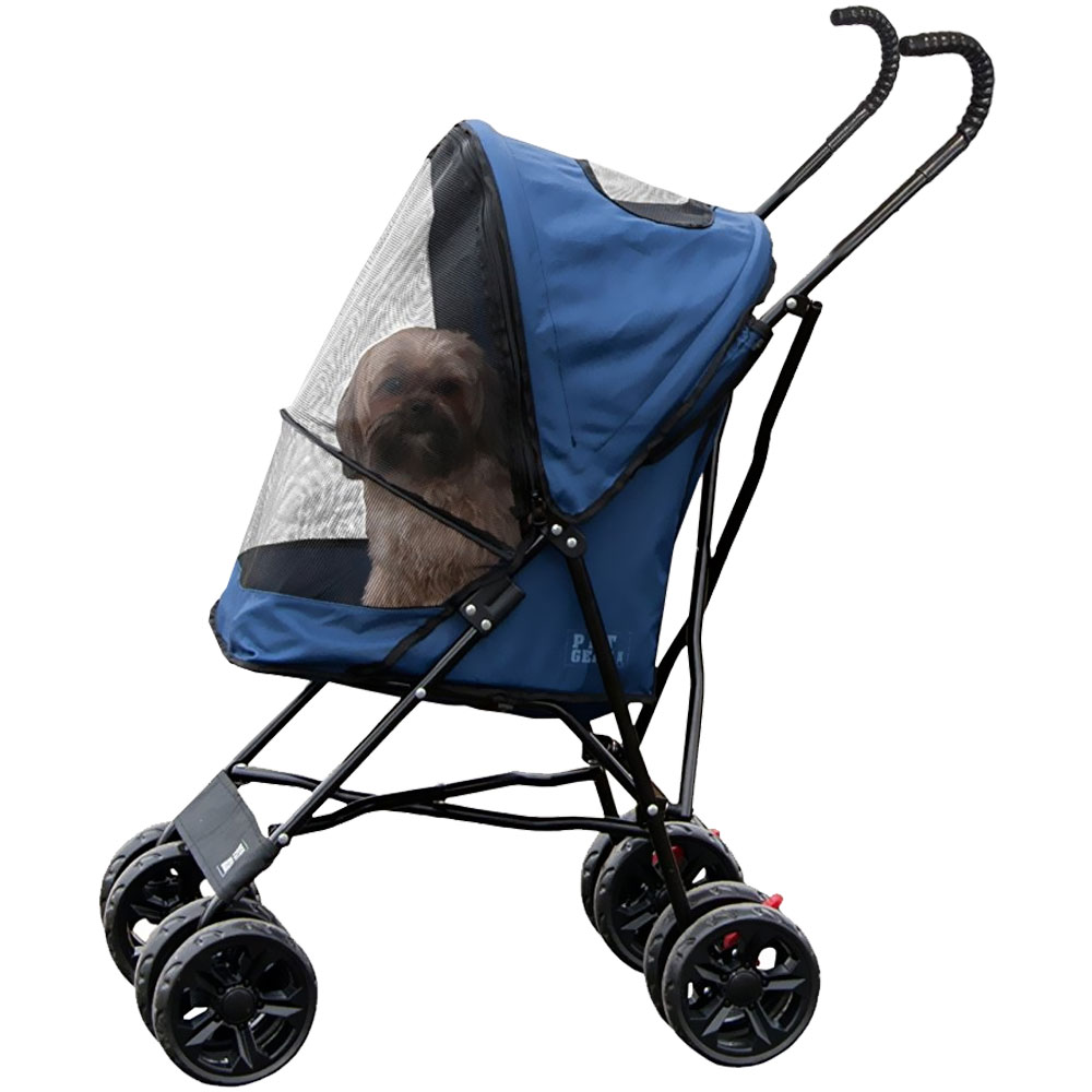 Pet Gear Travel Lite Pet Stroller - Navy