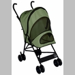 Pet Gear Travel Lite Pet Stroller - Sage