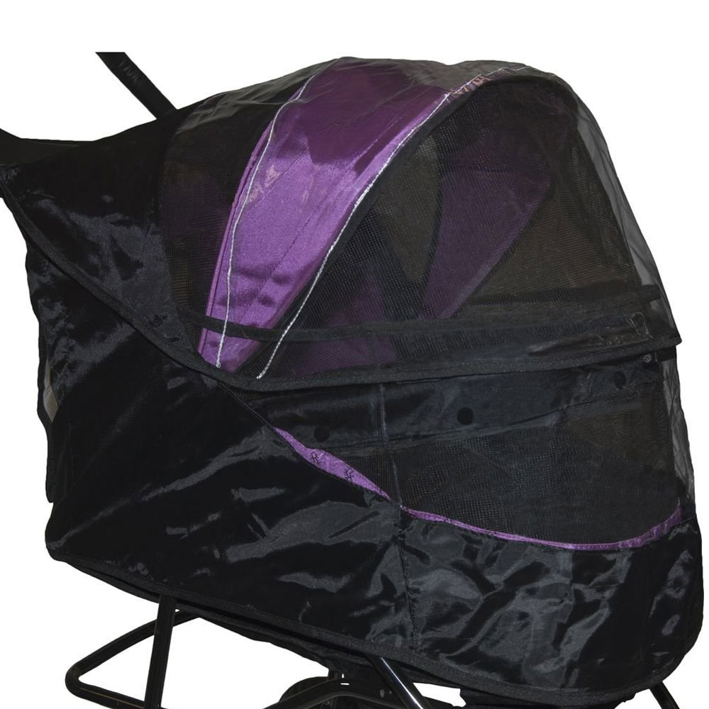 Pet Gear Weather Cover for No-Zip Special Edition Pet Stroller