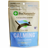 Pet Naturals Calming Chews for Cats (21 count)