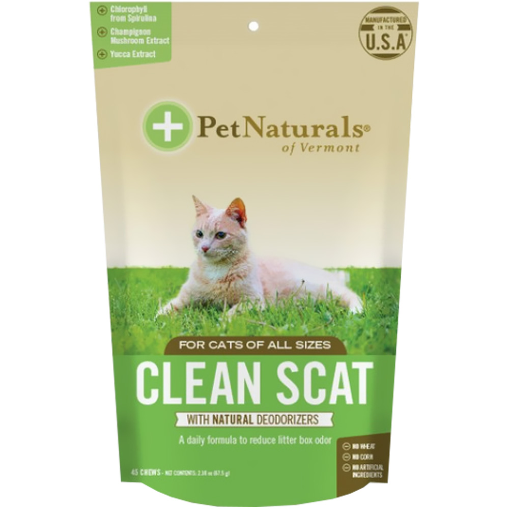 Pet Naturals Clean Scat (45 chews)