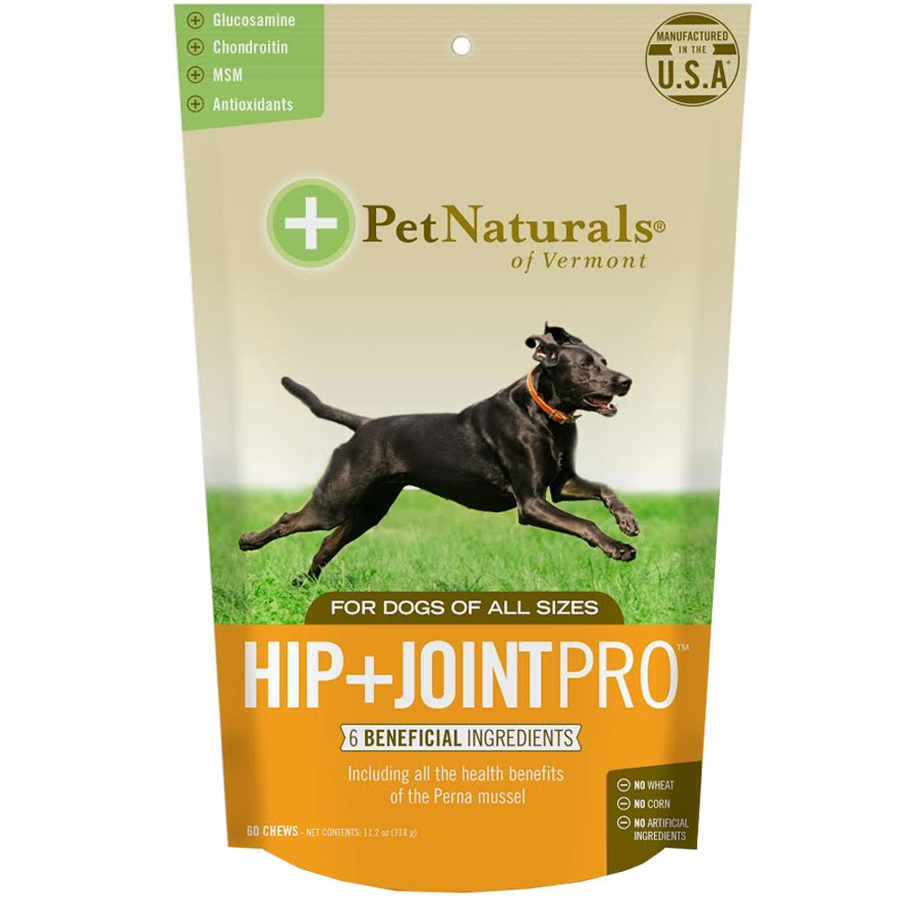 Pet Naturals Hip + Joint PRO (60 chews)