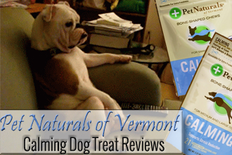 Pet Naturals of Vermont Calming Dog Treats Reviews
