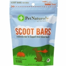 Pet Naturals Scoot Bars (10 count)