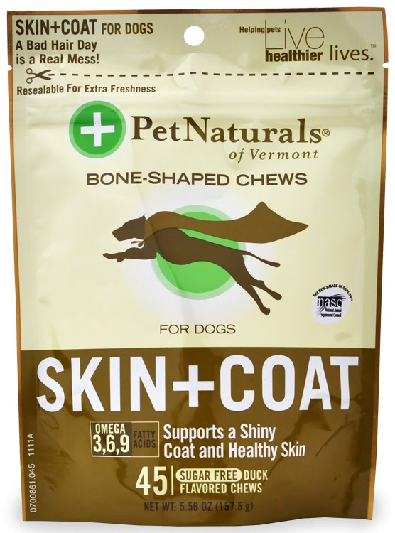 Pet Naturals Skin and Coat