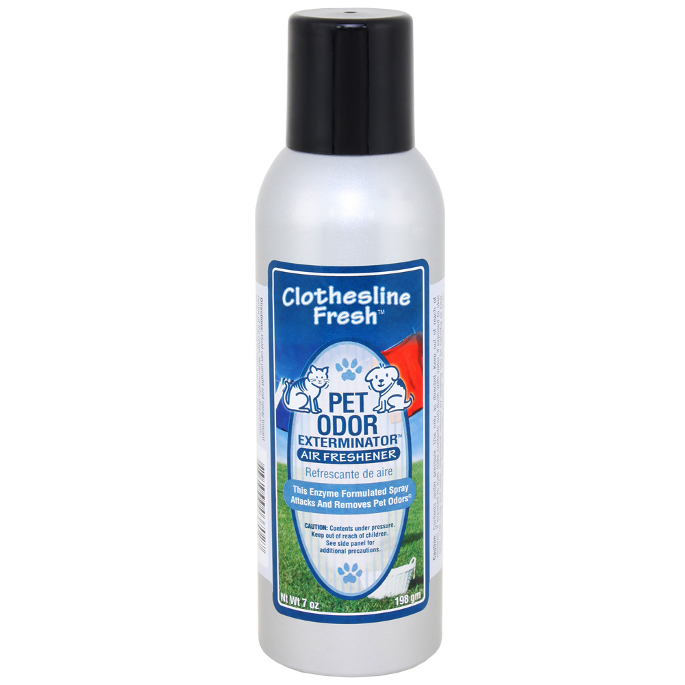 Pet Odor Exterminator - Clothesline Fresh Spray (7 oz)