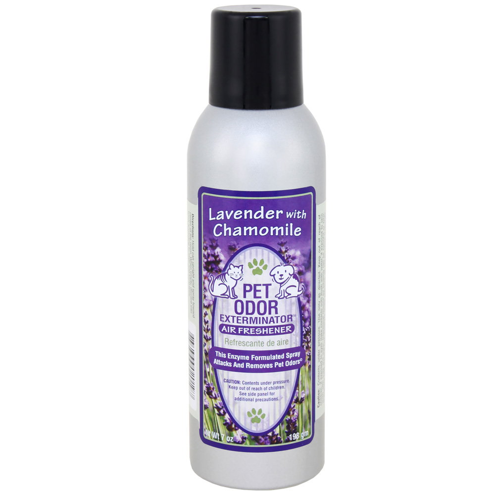 Pet Odor Exterminator - Lavender with Chamomile Spray (7 oz)