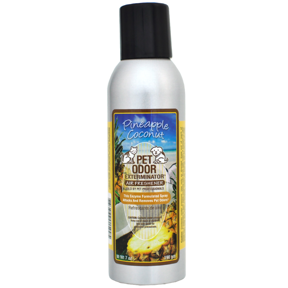 Pet Odor Exterminator - Pineapple Coconut Spray (7 oz)
