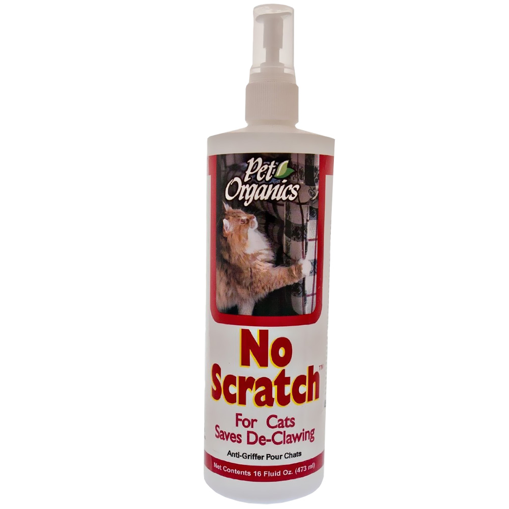 Pet Organics No Scratch for Cats(16 oz)