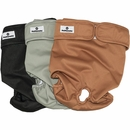 Pet Parents Washable Dog Diapers 3-Pack - Natural (Small)