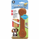 Pet Qwerks Flavorit Peanut Butter Nylon Bone - Large