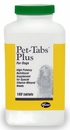 Pet-Tabs PLUS for Dogs (180 Tablets)