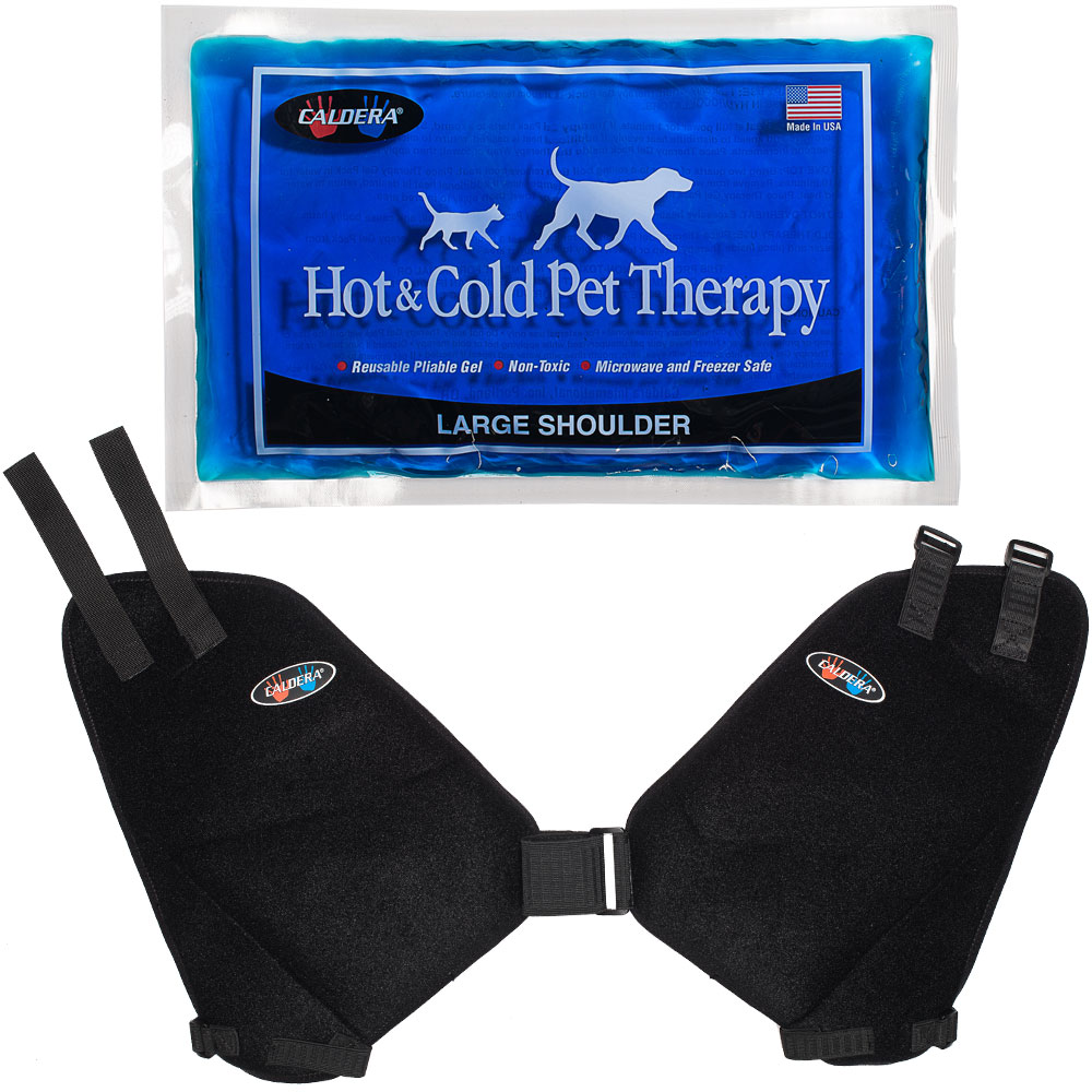 Pet Therapy Wrap with Therapy Gel - Shoulder (Medium)