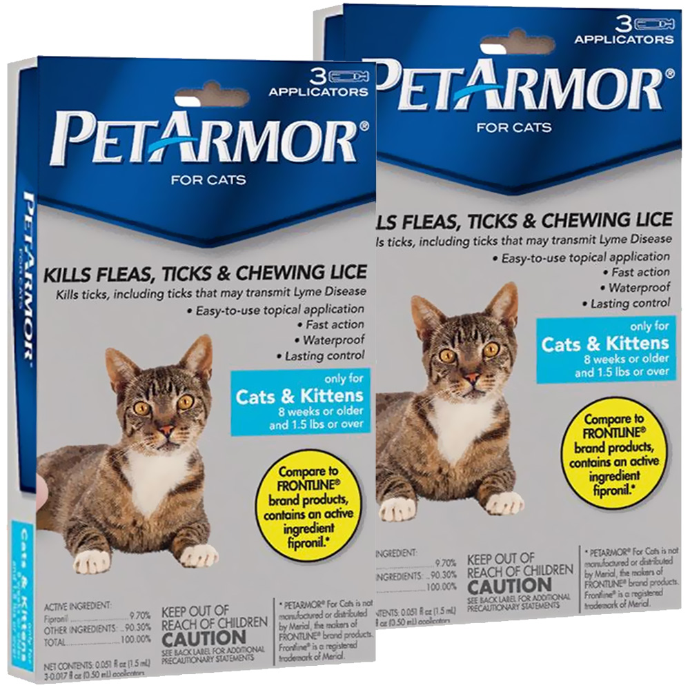 PetArmor All Cats (6 Month)