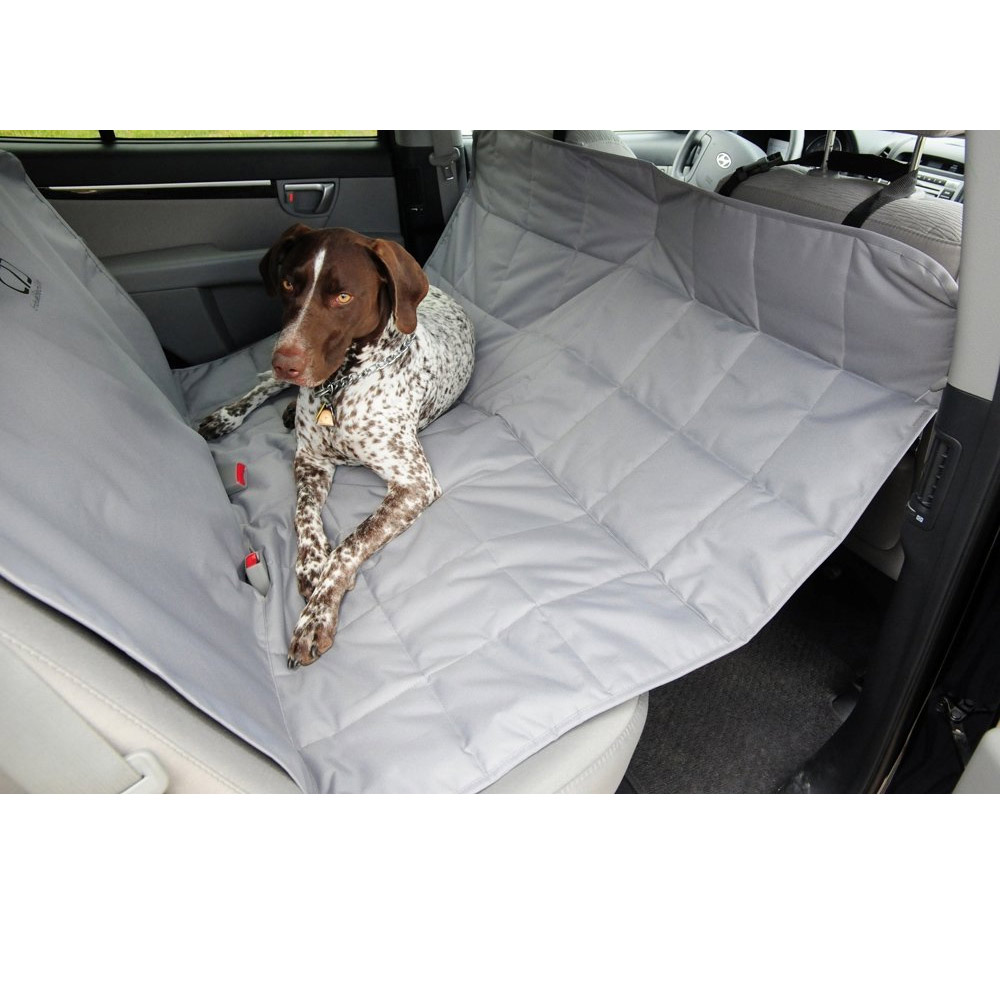 Petego Hammock Car Seat Pet Protector - Anthracite