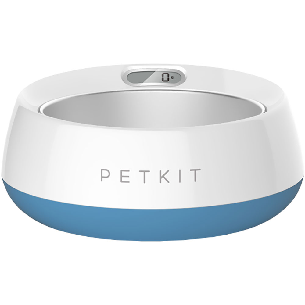 PETKIT Fresh Metal Large Machine Washable Smart Digital Feeding Pet Bowl - Blue