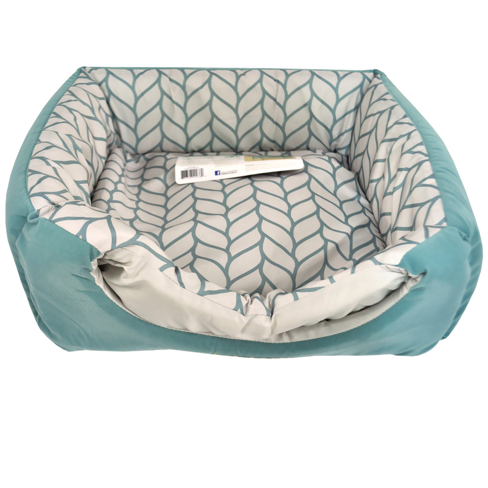 Petlinks Double Dreamer Cat Bed - Surf Leaf