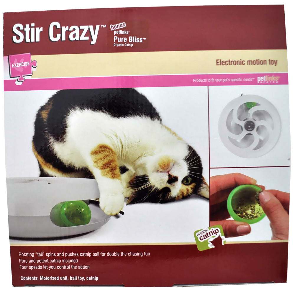 Petlinks Stir Crazy