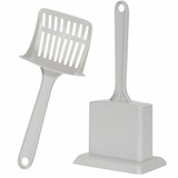 Petmate Handy-Stand Kitty Litter Scoop