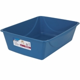 Petmate Litter Pan with Microban Small - Assorted