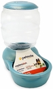 Petmate Replendish Feeder with Microban (2 lb) - Pearl Blue