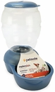 Petmate Replendish Feeder with Microban (5 lb) - Pearl Peacock Blue