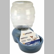 Petmate Replendish Waterer with Microban 1 Gallon - Pearl Peacock Blue