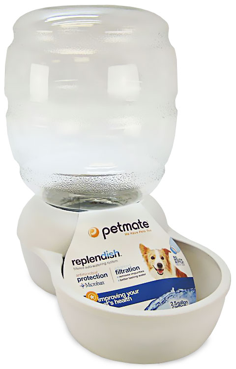 petmate replendish pet waterer instructions