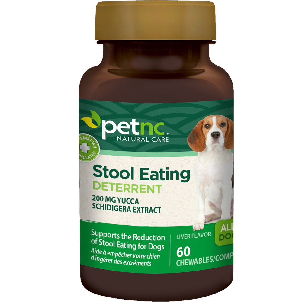 Petnc Stool Eating Deterrent 60 Chewables