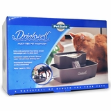PetSafe Drinkwell Multi-Level Plastic Fountain