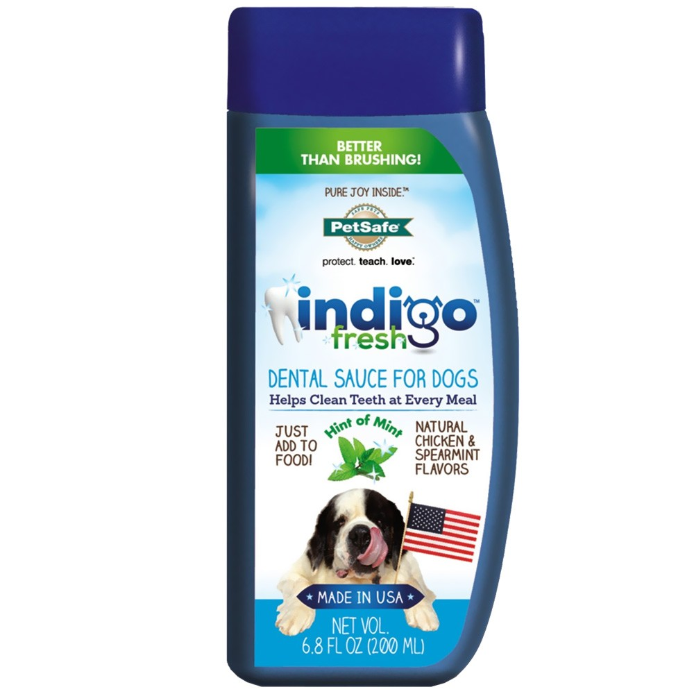 Petsafe Indigo Fresh Dental Sauce