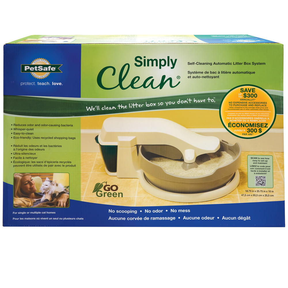 PetSafe Simply Clean Litter Box