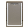PetSafe Wall Entry Aluminum Pet Door large