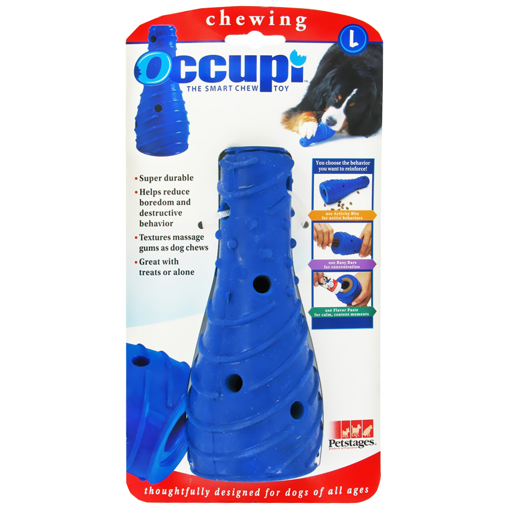 Petstages Occupi Chew Toy - Large