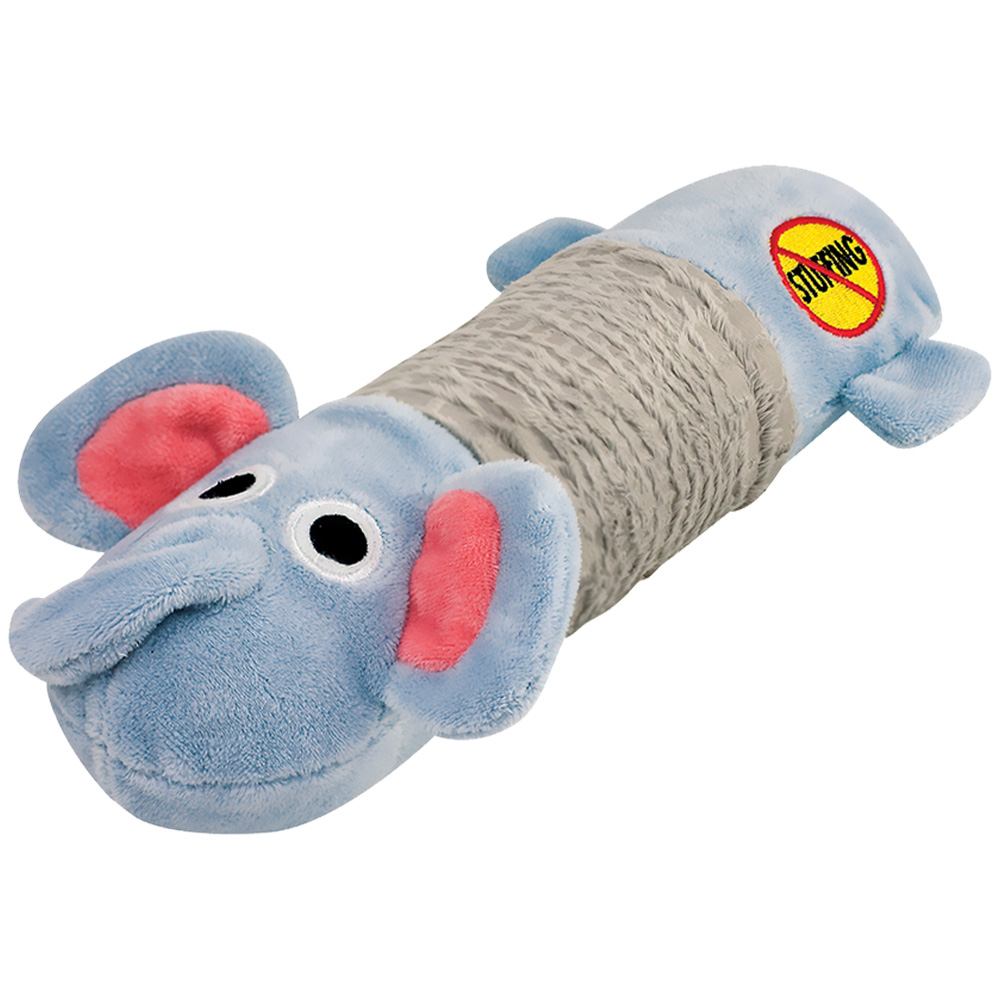 Elephant Dog Toy Squeak