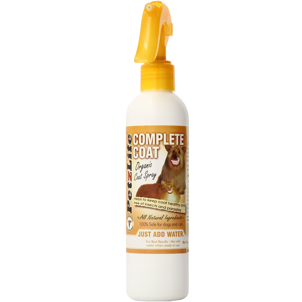 Petzlife Complete Coat Organic Spray