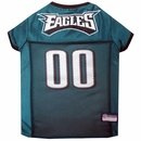 Philadelphia Eagles Dog Jerseys