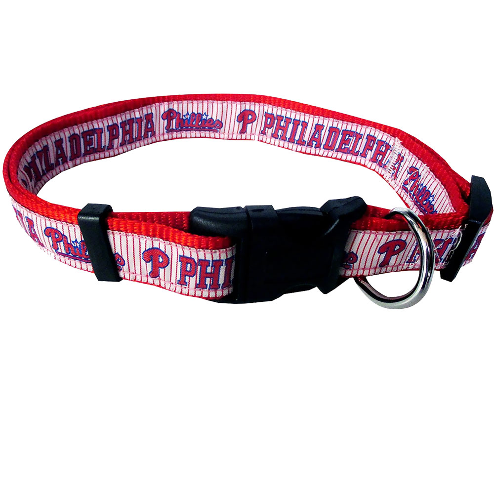 Philadelphia Phillies Collar - Ribbon (Large)