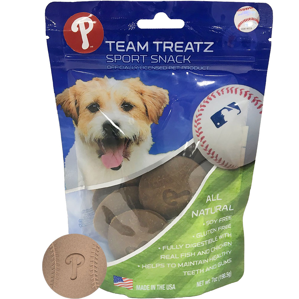 Philadelphia Phillies Treats