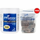 Phycox Soft Chews (120 count) + FREE Phycodent Chews - Medium
