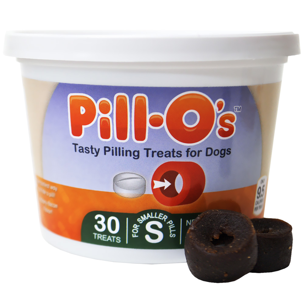 Pill-Os Tasty Pilling Treats Small (30 Count)