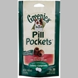 Pill Pockets SMALL 3.2 oz (30 Beef pockets)